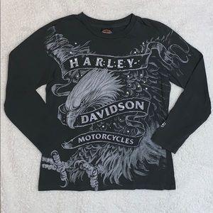 Harley-Davidson Women's Long Sleeve Top